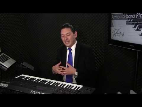 Tutorial Armonia Avanzada Para Piano