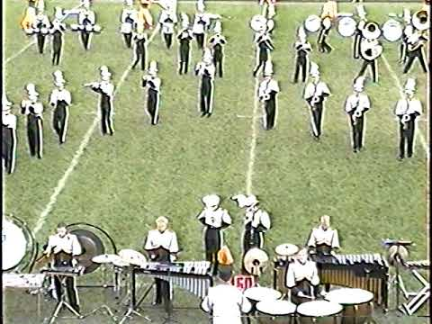 Geneseo High School Marching Band 1996