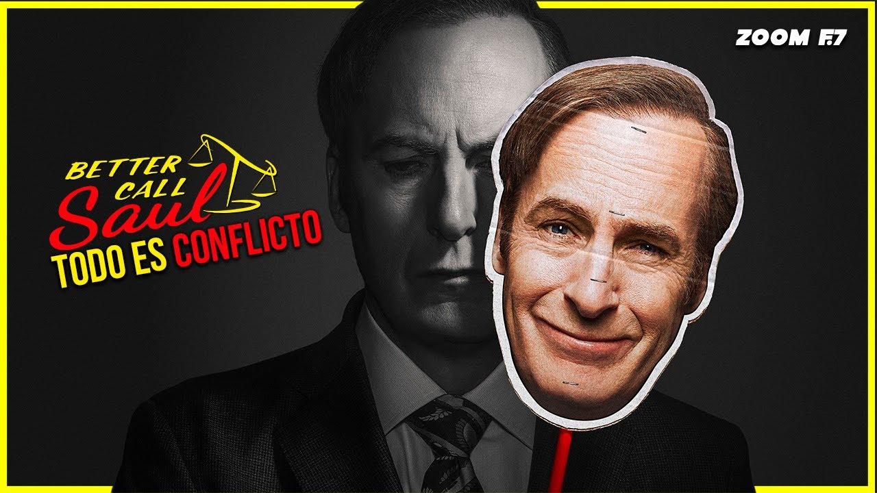 Better Call Saul: Todo es conflicto.