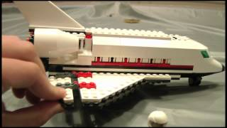 LEGO City Space Shuttle 3367 BUILD and Review