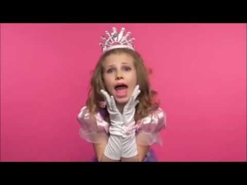Princesses drop f bombs for feminism by fckh8 com parody youtube