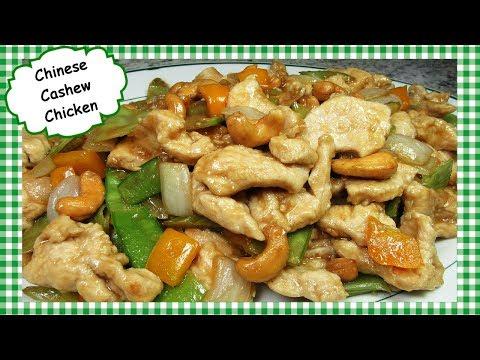 The BEST Chinese Cashew Chicken ~ Velveting Chicken ~ Stir Fry Recipe