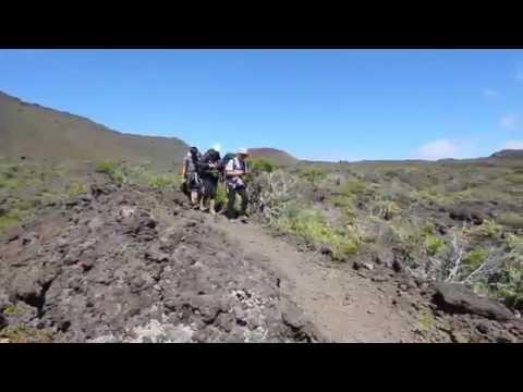 Haleakalā Crater Trip