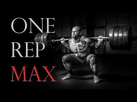 One Rep Max | Angry | (Powerlifting, Weightlifting, Bodybuilding Motivation) |  Motivational Video
