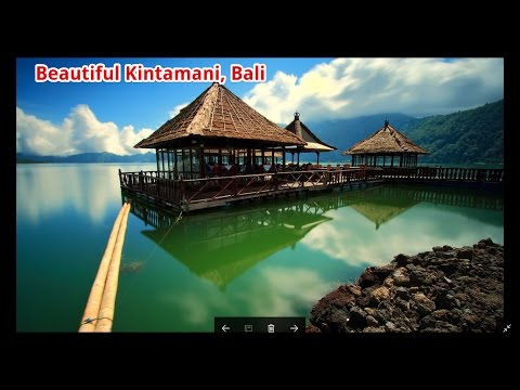 Must Watch!! Kintamani Bali Review