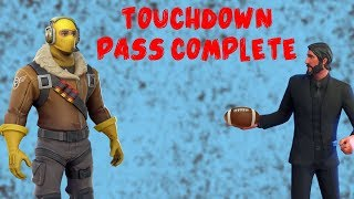 Touchdown Pass (Fortnite: Battle Royale)