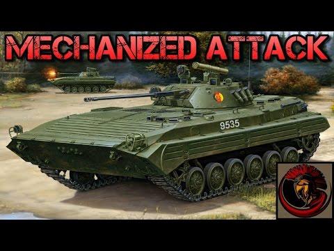 Steel Beasts Pro PE 4.0 - Russian Mechanized Infantry