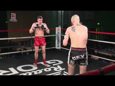 Road to GLORY UK: Jamie Bates vs. Kev Ward