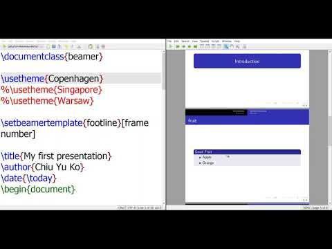 latex---beamer---how-to-use-template-(theme)?