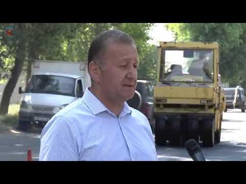 lgikvideo: Комментарий Главы города Луганска по ремонту дорог