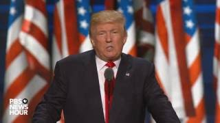 Trump: I will protect LGBTQ citizens from hateful rhetoric of radical terrorists