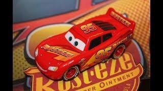 Mattel Disney Cars 3 Rust-Eze Lightning McQueen (Piston Cup Racer) Die-cast