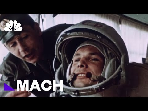 Yuri Gagarin Became The First Human In Space, 57 Years Ago T