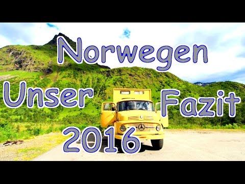 NORWEGEN Fazit - Unsere Erfahrungen und Tipps für einen Roadtrip durch Norwegen