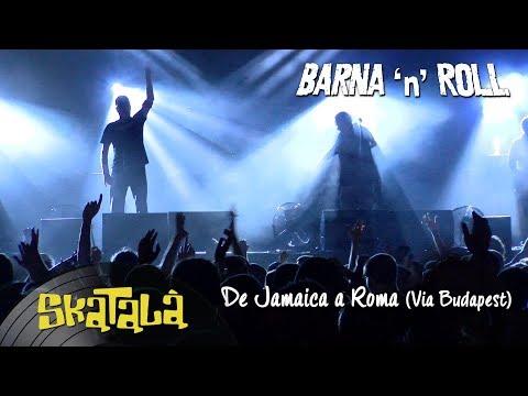 """Skatalà """"De Jamaica a Roma (Via Budapest)"""" @ Barna N Roll (22/07/2017) Poble Espanyol, Barcelona"""