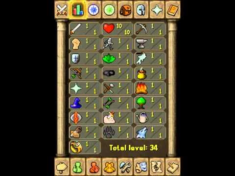 Runescape classic level up sounds!