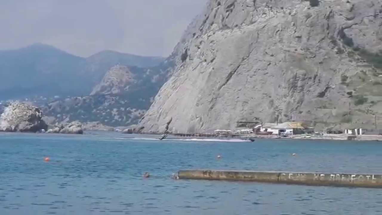 рыбалка в крыму на море судак