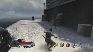 Tenchu Z Xbox 360 Gameplay - Japanese Demo Gameplay 2