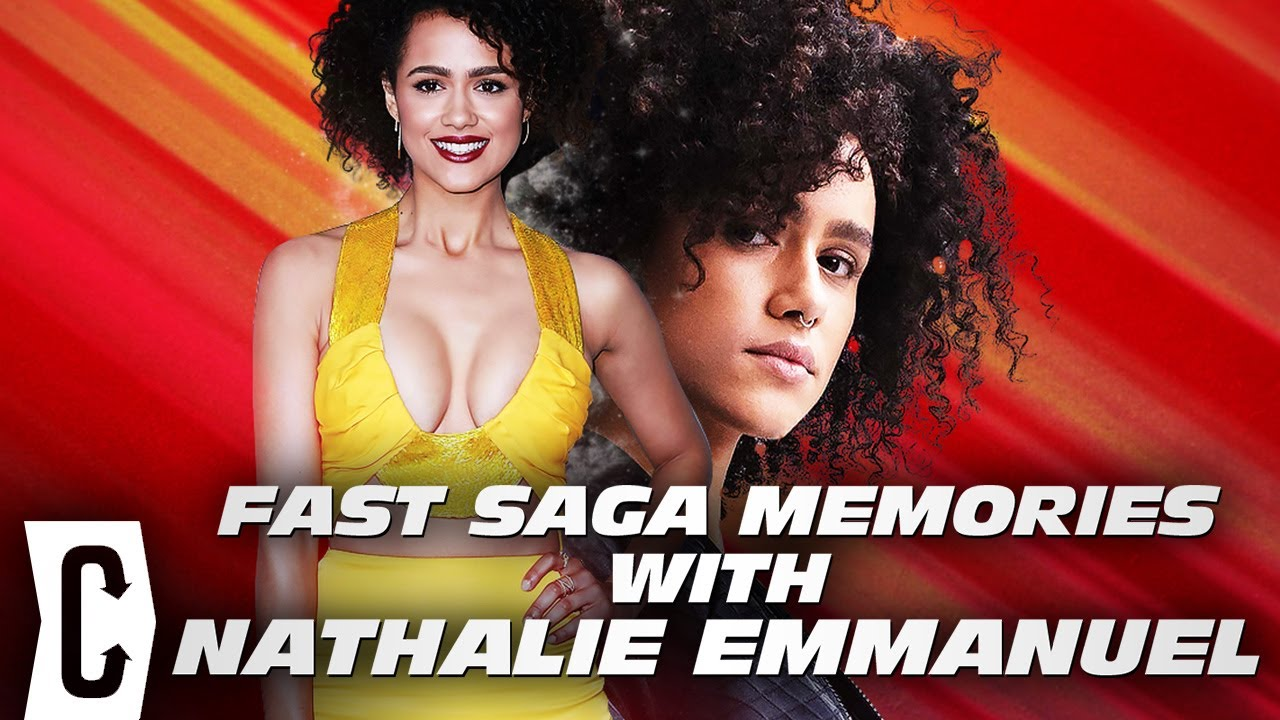 F9 Star Nathalie Emmanuel Remembers Her First Day on a 'Fast & Furious' Set