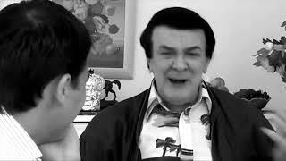 Муслим Магомаев и Эмин Агаларов