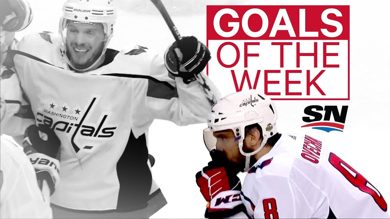 NHL Goals of the Week: Ovechkin silences the Lightning