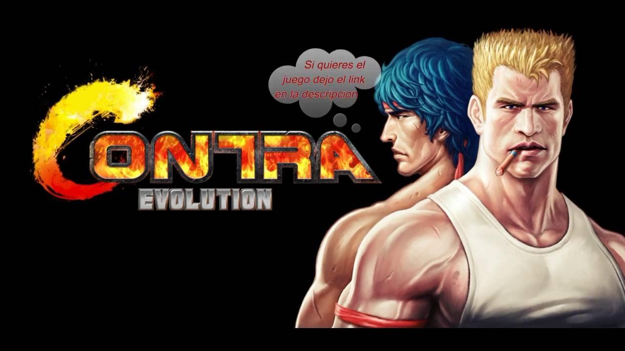 contra evolution gameplay