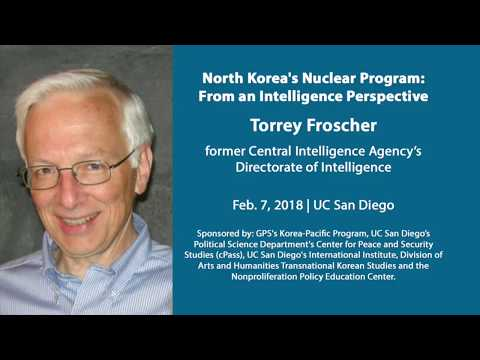 North Korea's Nuclear Program: From an Intelligence Perspective