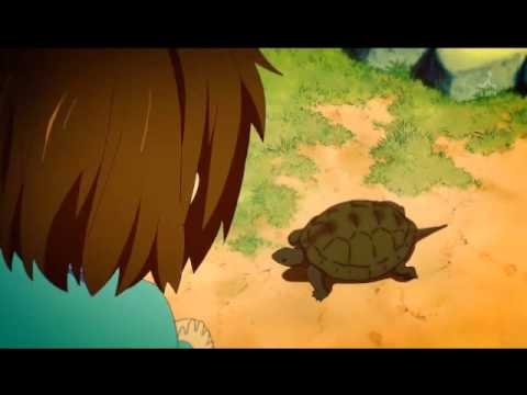 K-on! Yui and Turtle scene (shanaloveu2 ver.)