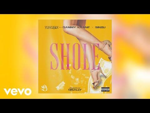 Yung6ix - Shole (Official Audio) ft. Dammy Krane, Sinzu
