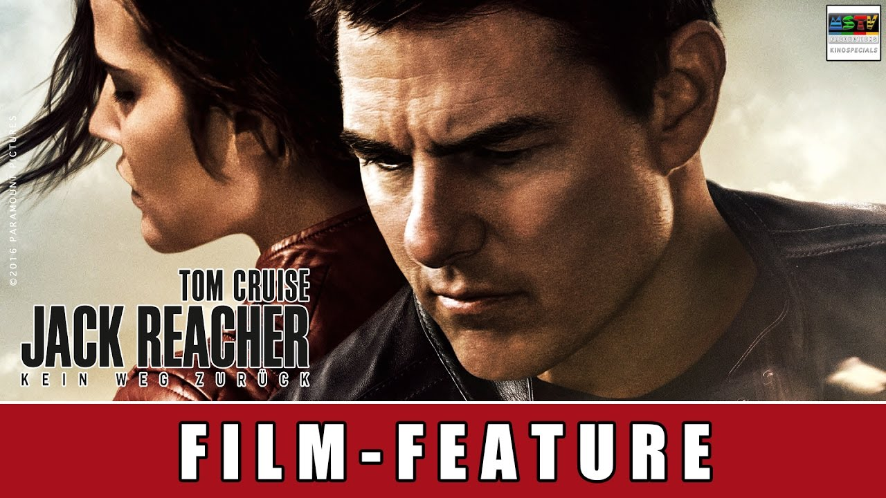 Jack Reacher - Kein Weg zurück - Film Feature I Tom Cruise I Cobie Smulders