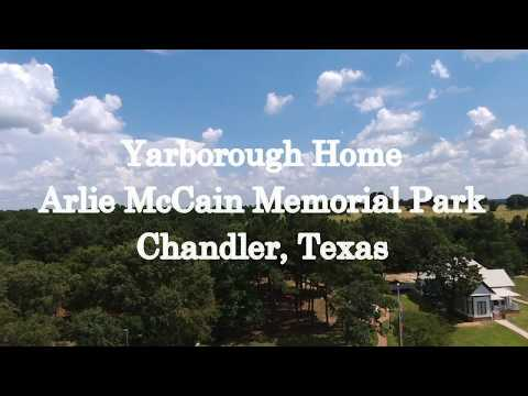 Historic Yarborough Home in Chandler, Texas