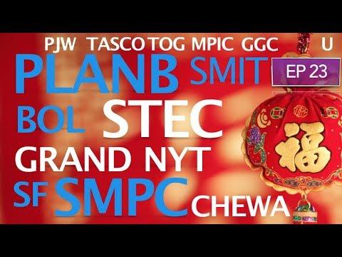 สดจาก SET Q4/60 | EP23 PLANB GRAND SMIT CHEWA GGC BOL SF STEC OCEAN MPIC TOG SMPC PJW