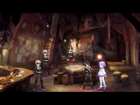 Super Neptunia RPG (PC) - Gameplay