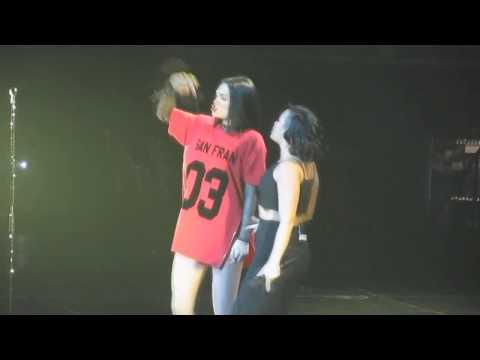 Jessie J ft. Demi Lovato - Bang Bang [multicam] (Live at San Jose, CA)