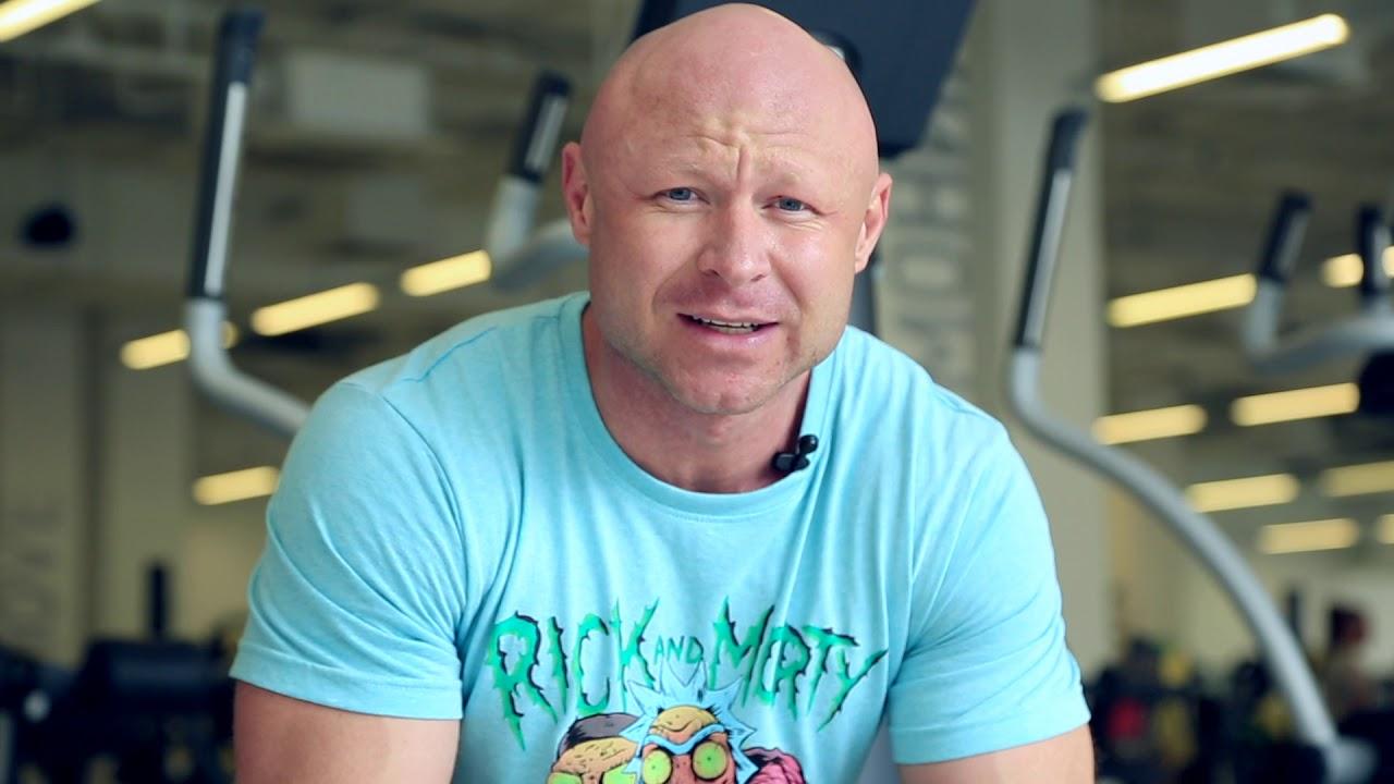 Сколько в тебе мужика? Силовой тест от Брина  тренировка  упражнения