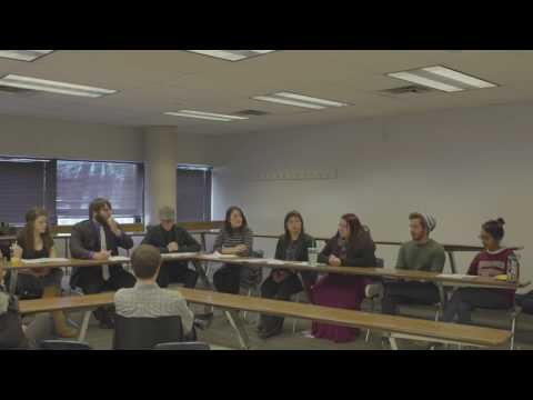 UHL Panel Discussion 2 24 17 Free tuition vs. Paying for college