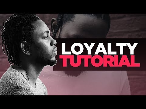 "HOW DJ DAHI MADE ""LOYALTY (FT. RIHANNA)"" BY KENDRICK LAMAR [DJ Dahi Tutorial]"