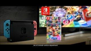 Mario Kart 8 Deluxe : PUB TV FR #3 FRench TV commercial