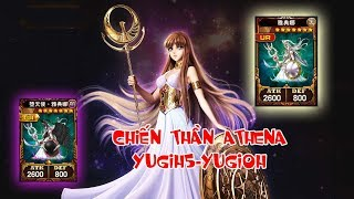 Nữ thần chiến tranh ATHENA - Ánh sáng và bóng tối-Game Hot YUGIH5