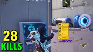 NEW BEST LOOT PLACE in INSECTOID TRAVERSE MODE!!! | PUBG MOBILE screenshot 4