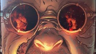 Pacific Rim: Aftermath   Comic Trailer