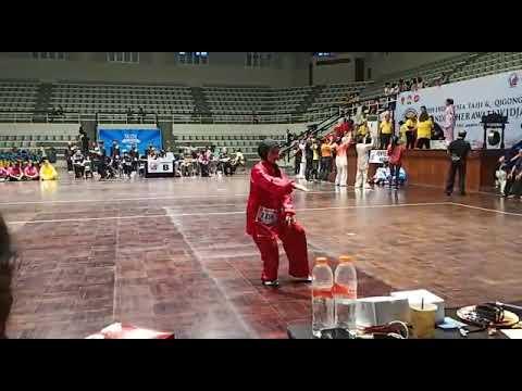 Kejuaraan Taiji $ Qigong  Festival 2019 (first time for me, taichi 24)