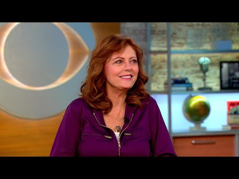 "Susan Sarandon on ""Ray Donovan,"" roles for women"