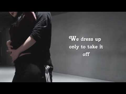 Naked (Acoustic) - Christopher (Lyrics Video)