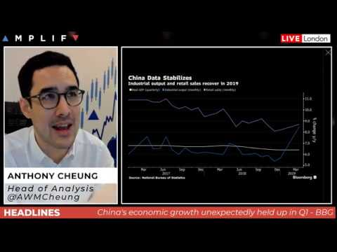 Chinese GDP Exceeds Expectations But Is It A Surprise?