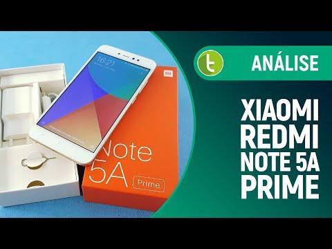 Test Point Redmi Note 5a Prime