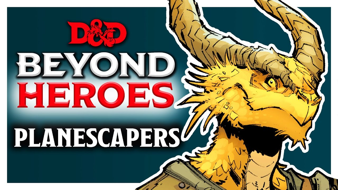 Planescapers | D&D Beyond Heroes | Episode 3