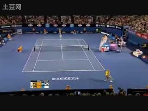 2009 Australian Open Dokic V Wozniacki Highlights