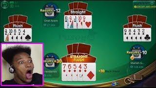 Straight Flush | Pusoy - Chinese Poker Online - ZingPlay Gameplay | Part3 screenshot 4