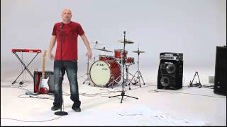 Гоша Куценко - На съемках клипа музыка. Смотреть до конца)